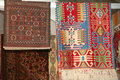 Turkish carpets Stock Images