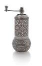 Turkish coffee grinder Royalty Free Stock Photo
