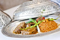Turkish cuisine Stock Photography