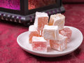 Turkish Delight Confection Royalty Free Stock Photo