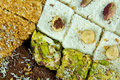 Turkish Delight Sweets Royalty Free Stock Photography