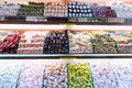 Turkish delights on the market Royalty Free Stock Photography