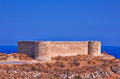 Turkish fortress Royalty Free Stock Photography