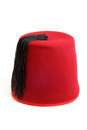 Turkish hat (fez) Stock Photos
