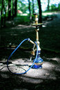 Turkish hookah Stock Photography