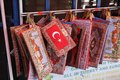 Turkish purse souvenir Stock Images
