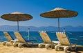 Turkish resort Royalty Free Stock Image