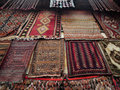 Turkish Rugs Royalty Free Stock Photo