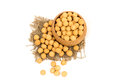 Turkish specific chickpeas Royalty Free Stock Photo