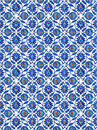 Turkish Tiles Stock Images