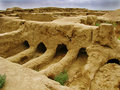 Turkmenistan - GONUR-Depe site, elite burial place Stock Image
