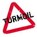 Turmoil rubber stamp