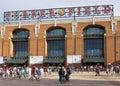 Turner baseballa pole atlanta stawia czoło Obraz Royalty Free