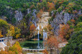 Turner Falls 2 Royalty Free Stock Photo