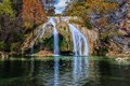 Turner Falls 4 Royalty Free Stock Photo