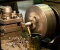 Turning lathe Stock Image