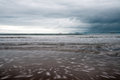 A TURNING TIDE Royalty Free Stock Photo