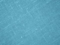 Turquoise backround linen canvas stock photo abstract backdrop or tablecloth wallpaper or pattern for article on sewing or Stock Image