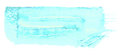 Turquoise blue background. Grunge surface pattern design. Washes texture.