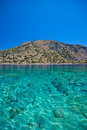 Turquoise of the Mediterranean Royalty Free Stock Photography