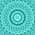 Turquoise Seamless Abstract Tr...
