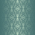 Turquoise seamless wallpaper. Royalty Free Stock Photo