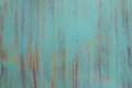 Turquoise Wood Background - Pa...