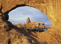 Turret Arch Royalty Free Stock Photo