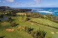 Turtle Bay Resort Hawaii Royalty Free Stock Photo
