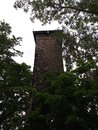 Turtle Island Lighthouse Royalty Free Stock Photo