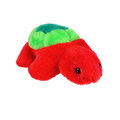 Turtle plush toy for little child isolated on white background Stock Photography