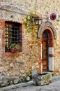 Tuscan wine shop, Italy Royalty Free Stock Photo
