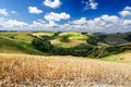 Tuscany countryside Royalty Free Stock Photo