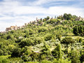 Tuscany an image of a landscape in italy Royalty Free Stock Photo