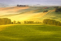 Tuscany italy landscape in in Stock Images