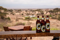 Tusker Beer Bottles Royalty Free Stock Photo