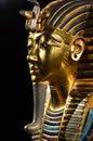 Tutankhamen's Death Mask Royalty Free Stock Photo