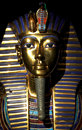 Tutankhamen's golden mask Royalty Free Stock Photo