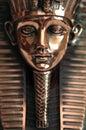 Tutankhamun Death Mask Statue