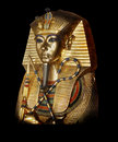 Tutankhamen  Golden Mask, Ancient Egypt Royalty Free Stock Photo