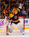 Tuukka rask boston bruins goalie Stock Photography