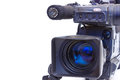 TV camera Royalty Free Stock Photo