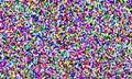 TV pixel noise grain screen vector background