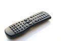 TV remote controller isolated Royalty Free Stock Photo