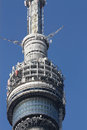 TV tower Stock Images