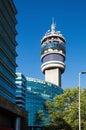 TV tower in Santiago