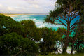 Tweed Heads beach Royalty Free Stock Images