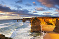 Twelve Apostles Australia Royalty Free Stock Photo