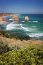 Twelve Apostles, Australia Royalty Free Stock Photography