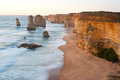 Twelve apostles portland coastal australian scenic great ocean road Royalty Free Stock Photography